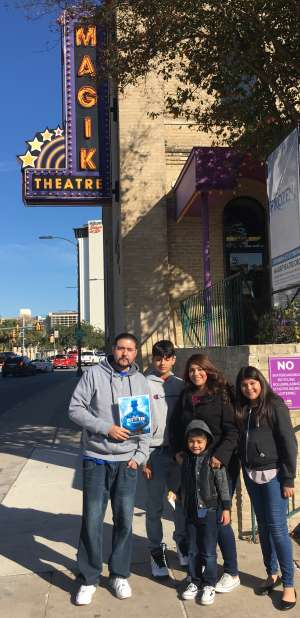 Jorge attended Merry Christmas Mouse on Dec 7th 2019 via VetTix