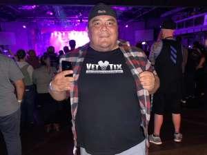Donovan attended Mix96. 9 Merry Mixmas With Goo Goo Dolls on Dec 5th 2019 via VetTix