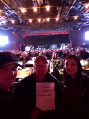 Gary attended Mix96. 9 Merry Mixmas With Goo Goo Dolls on Dec 5th 2019 via VetTix