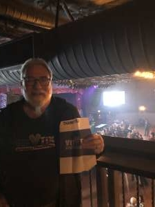 Gregory attended Mix96. 9 Merry Mixmas With Goo Goo Dolls on Dec 5th 2019 via VetTix