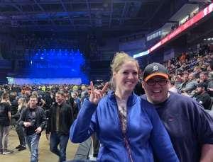 Jeffrey attended Five Finger Death Punch on Dec 5th 2019 via VetTix