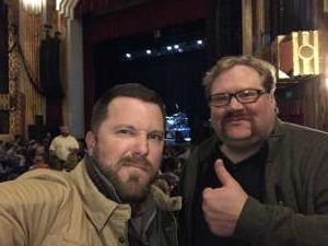 Kenneth attended A Tribute to the Beatles' White Album on Dec 5th 2019 via VetTix