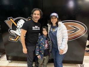 Click To Read More Feedback from Anaheim Ducks vs. Washington Capitals - Antis Roofing Community Corner