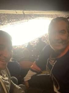 Ralph attended New York Islanders vs. Vegas Golden Knights - NHL on Dec 5th 2019 via VetTix