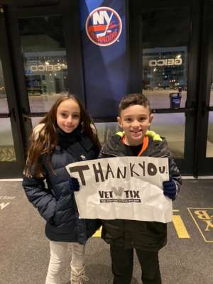 Robert attended New York Islanders vs. Vegas Golden Knights - NHL on Dec 5th 2019 via VetTix