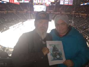 RicK attended New York Islanders vs. Vegas Golden Knights - NHL on Dec 5th 2019 via VetTix