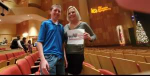 Anita attended The Phoenix Symphony Presents Home Alone in Concert on Dec 7th 2019 via VetTix