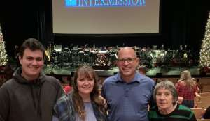 Barbaraann attended The Phoenix Symphony Presents Home Alone in Concert on Dec 7th 2019 via VetTix