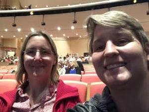 Sarah attended The Phoenix Symphony Presents Home Alone in Concert on Dec 7th 2019 via VetTix
