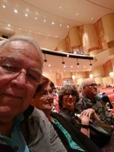 ROBERT attended The Phoenix Symphony Presents Home Alone in Concert on Dec 7th 2019 via VetTix