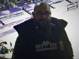 David attended Monster Jam on Jan 11th 2020 via VetTix