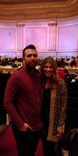 T attended Christmas With Tim Janis and Special Guests on Dec 5th 2019 via VetTix