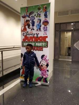 Carlton attended Disney Junior Holiday Party! on Dec 5th 2019 via VetTix