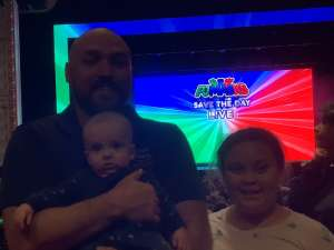 michael attended Pj Masks Live! Save the Day on Dec 5th 2019 via VetTix