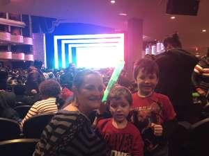 James attended Pj Masks Live! Save the Day on Dec 5th 2019 via VetTix