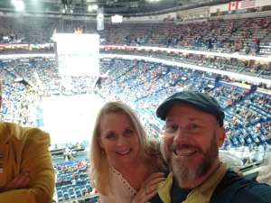 Keith attended New Orleans Pelicans vs. Phoenix Suns - NBA on Dec 5th 2019 via VetTix