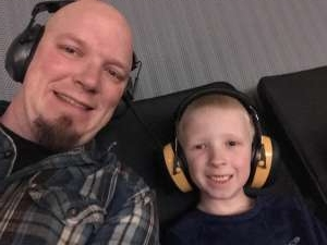 Todd attended Monster Jam Triple Threat Series on Jan 18th 2020 via VetTix