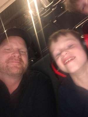 William attended Monster Jam Triple Threat Series on Jan 18th 2020 via VetTix