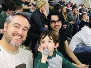Greg attended Michigan State Spartans vs. Western Michigan- NCAA Men's Basketball on Dec 29th 2019 via VetTix