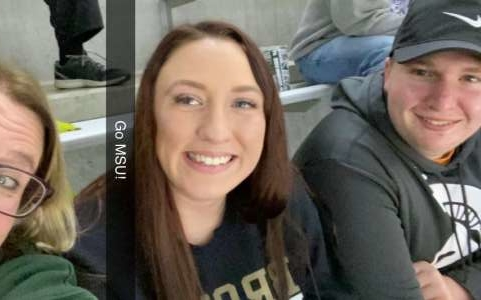 Eric attended Michigan State Spartans vs. Western Michigan- NCAA Men's Basketball on Dec 29th 2019 via VetTix