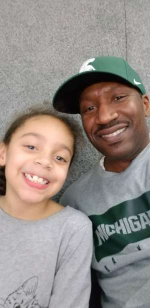 Shawn attended Michigan State Spartans vs. Western Michigan- NCAA Men's Basketball on Dec 29th 2019 via VetTix