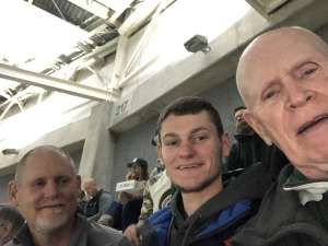 Rolland attended Michigan State Spartans vs. Western Michigan- NCAA Men's Basketball on Dec 29th 2019 via VetTix