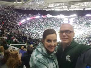 Craig attended Michigan State Spartans vs. Illinois - NCAA Men's Basketball on Jan 2nd 2020 via VetTix