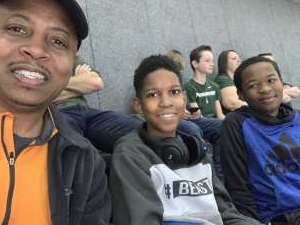 Deondre attended Michigan State Spartans vs. Illinois - NCAA Men's Basketball on Jan 2nd 2020 via VetTix
