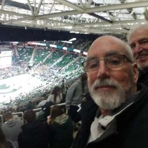 Patrick attended Michigan State Spartans vs. Illinois - NCAA Men's Basketball on Jan 2nd 2020 via VetTix