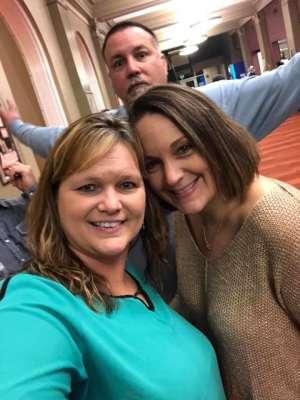 Myra attended Tracy Lawrence on Dec 5th 2019 via VetTix