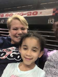 Sylvia attended Capital City Go-go vs. Maine Red Claws - Nbdl on Dec 27th 2019 via VetTix