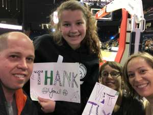 Mike attended Capital City Go-go vs. Maine Red Claws - Nbdl on Dec 27th 2019 via VetTix
