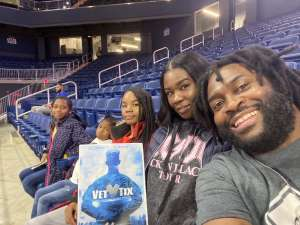 MARCELOS attended Capital City Go-go vs. Maine Red Claws - Nbdl on Dec 27th 2019 via VetTix