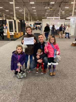 Click To Read More Feedback from Chantilly Home + Remodeling Show 2020