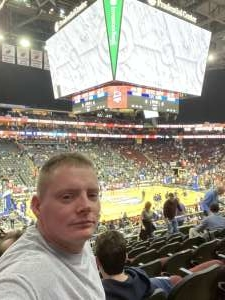 Jeffrey attended Never Forget Tribute Classic 2019 - NCAA Basketball on Dec 14th 2019 via VetTix