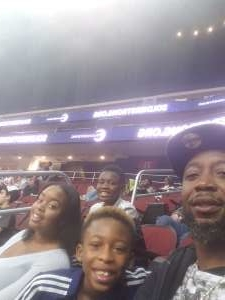 Shawn attended Never Forget Tribute Classic 2019 - NCAA Basketball on Dec 14th 2019 via VetTix