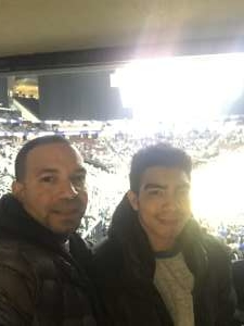 Alejandro attended Never Forget Tribute Classic 2019 - NCAA Basketball on Dec 14th 2019 via VetTix