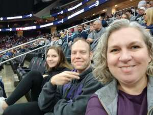 Travis attended Never Forget Tribute Classic 2019 - NCAA Basketball on Dec 14th 2019 via VetTix