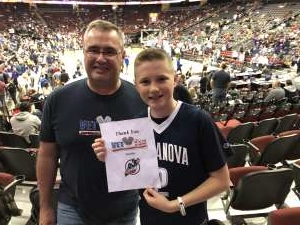 Ed attended Never Forget Tribute Classic 2019 - NCAA Basketball on Dec 14th 2019 via VetTix