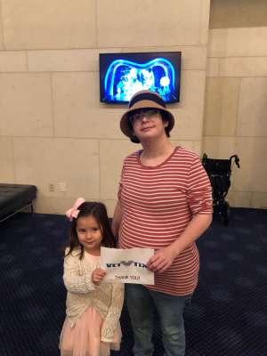 Jonathan attended Trolls Live! - Presented by Vstar Entertainment on Dec 30th 2019 via VetTix