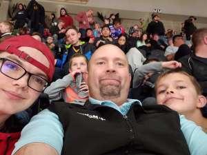 Carl attended Monster Jam Triple Threat Series on Jan 3rd 2020 via VetTix