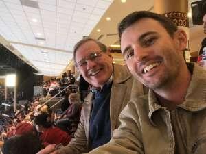 Bob attended Arizona Coyotes vs. Chicago Blackhawks - NHL on Dec 12th 2019 via VetTix