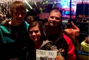 Todd attended 105. 7 the X Nutcracker Christmas Featuring Five Finger Death Punch on Dec 8th 2019 via VetTix