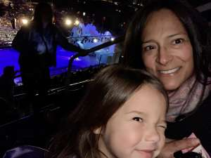 L. Collins attended Disney on Ice Presents Mickey's Search Party on Jan 16th 2020 via VetTix