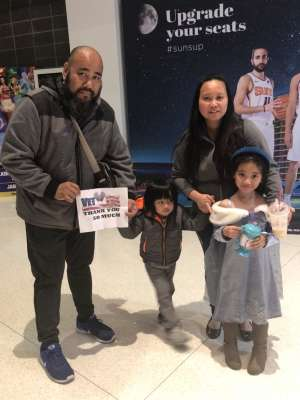 Jerome attended Disney on Ice Presents Mickey's Search Party on Jan 16th 2020 via VetTix