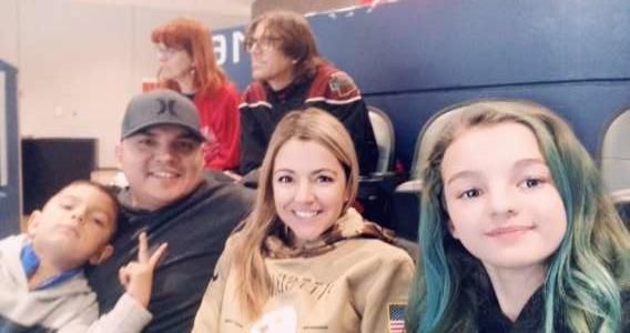 STEVE attended Tucson Roadrunners vs. Ontario Reign - AHL on Dec 21st 2019 via VetTix