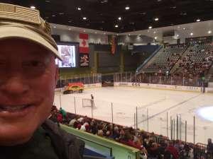 Joseph attended Tucson Roadrunners vs. Ontario Reign - AHL on Dec 21st 2019 via VetTix