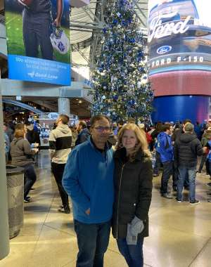 Timothy attended Detroit Lions vs. Tampa Bay Buccaneers - NFL on Dec 15th 2019 via VetTix