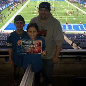 Click To Read More Feedback from Detroit Lions vs. Tampa Bay Buccaneers - NFL