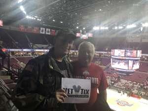Brandon attended Ohio State Buckeyes vs. Southeast Missouri State - NCAA Mens Basketball on Dec 17th 2019 via VetTix